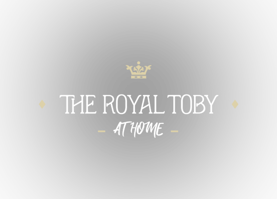 Royal Toby at Home